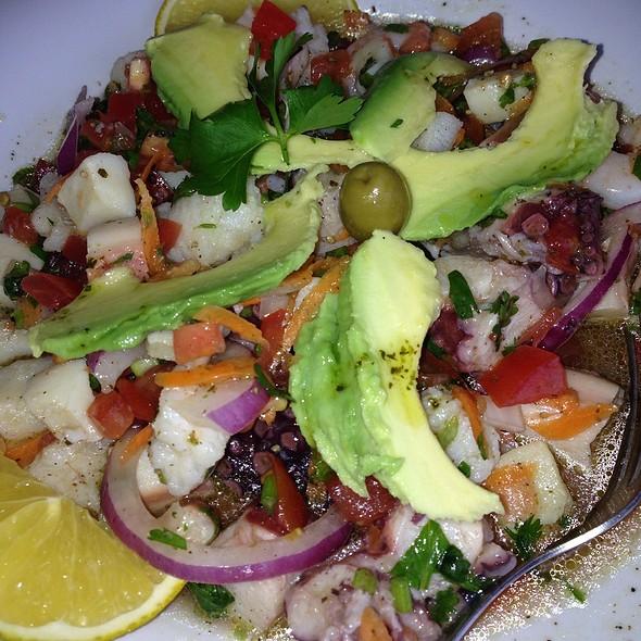 Ceviche Mixto @ El Jurado Restaurante