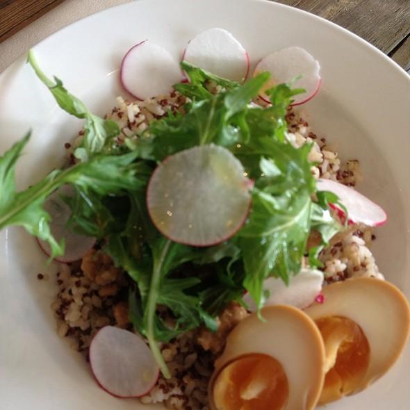 Chicken Soboro Rice @ Cibi