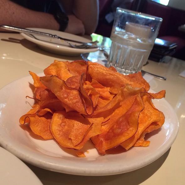 Sweet potato chips - Lucky 32 Southern Kitchen - Greensboro, Greensboro, NC
