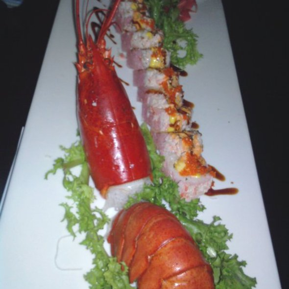 Colossal Lobster Roll @ Sogo Hibachi Grill
