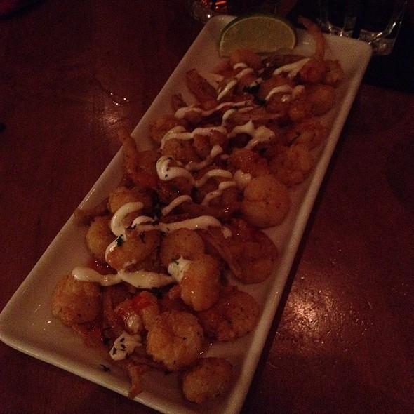 shrimp appetizer - BOURBON RAW, Louisville, KY