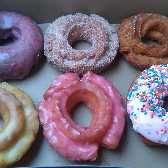 Assorted Donuts @ Top Pot Doughnuts