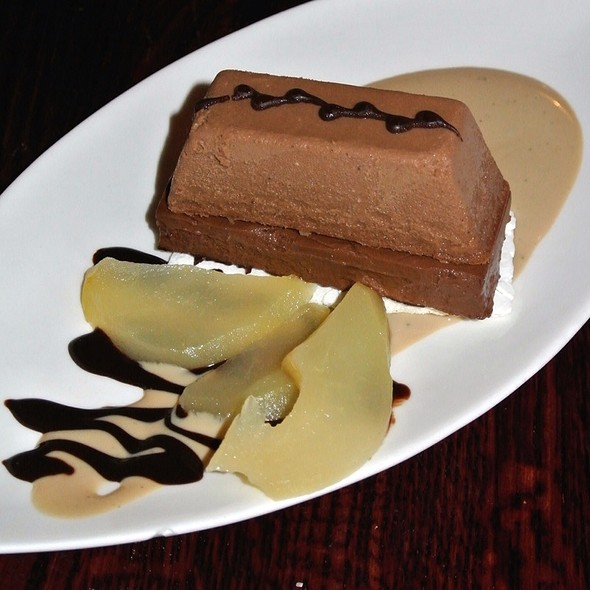 Dark Chocolate Mascarpone Cheesecake - Fond, Philadelphia, PA