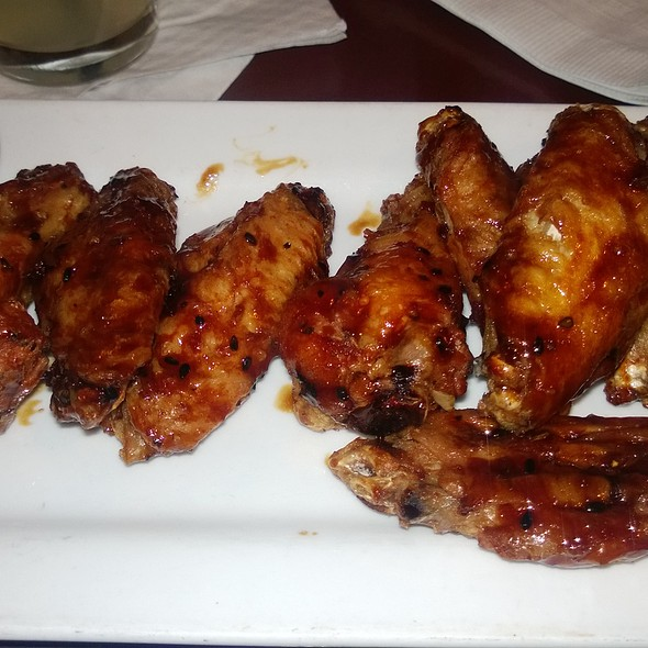 Ginger Sesame Wings - Kelsey's Restaurant, Irish Pub, Banquet Room, Ellicott City, MD