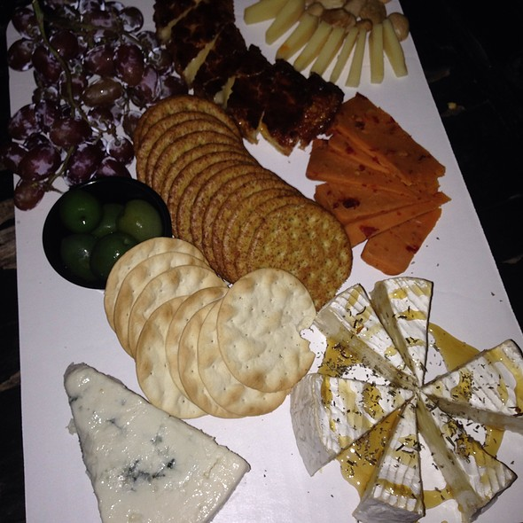 Marvelous Cheese Plate
