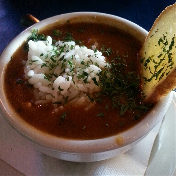 Gumbo @ Blind Tiger The