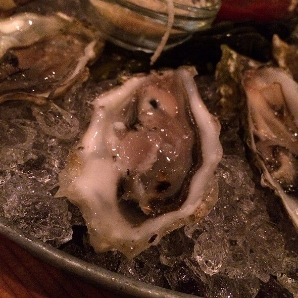 Oysters @ The Parish