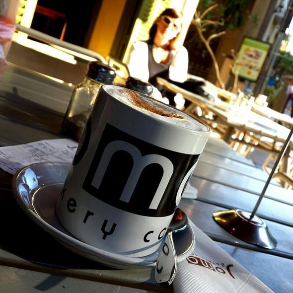 Joma Cafe Menu