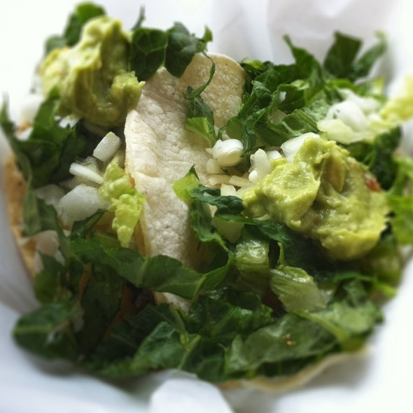 fish tacos @ Zumba Mexican Grille