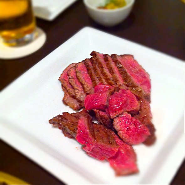 Grilled Beef @ 格之進R