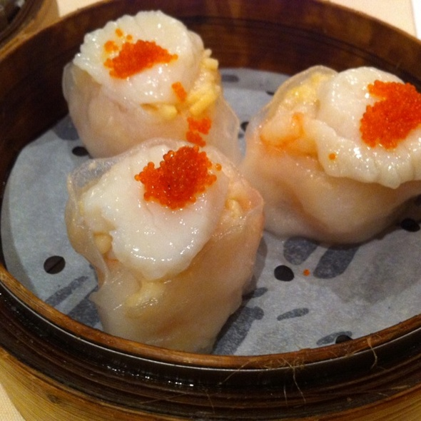 Shrimp and Scallop Dumplings @ Forbidden City (Pacific Mall)