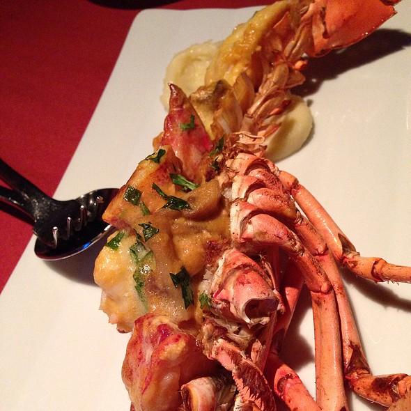 Half Lobster, Hollandaise, Urchin