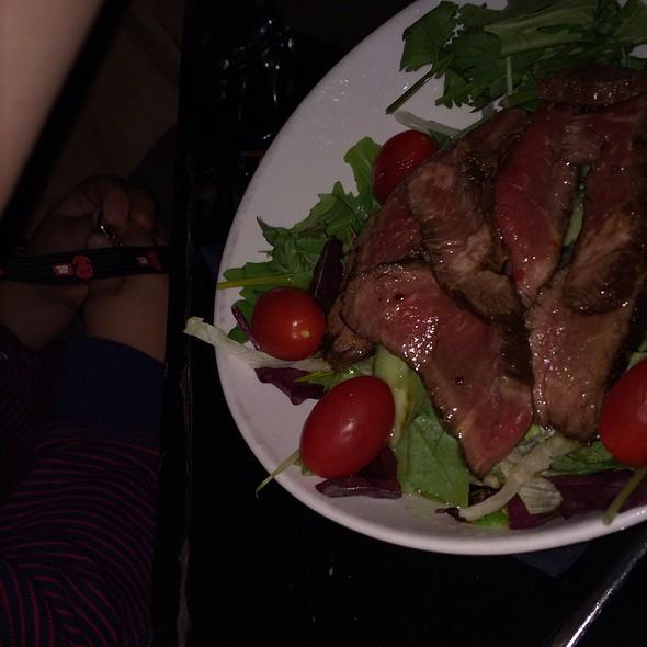 Hot Steak Salad @ The Ricemarket