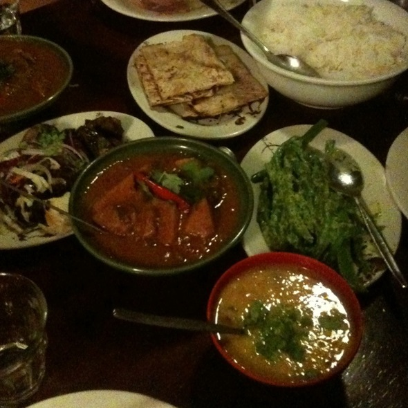 Heaps Of Stuff @ The Nepalese Kitchen