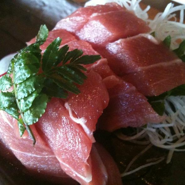 Toro Sashimi @ Sushi Roku—Pasadena