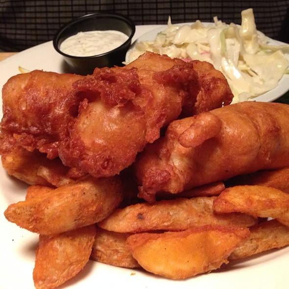 Fish and Chips - Sudwerk, Davis, CA