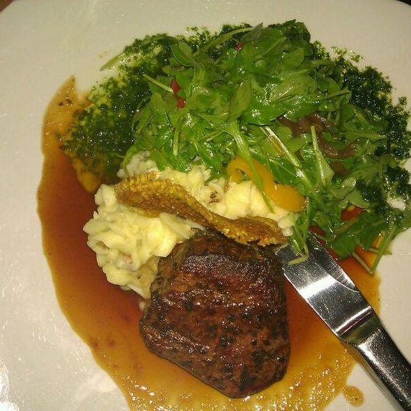 Filet Mignon @ Iron Abbey