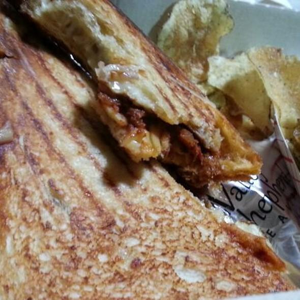 Valley Thunder Grilled Cheese Sandwich @ Meltkraft