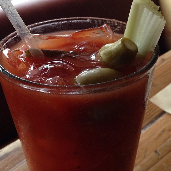Bloody Mary @ Anella