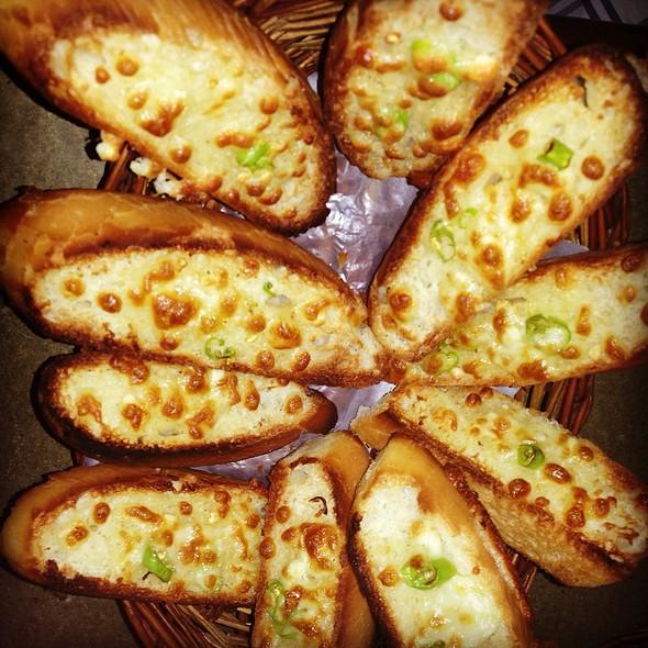 Garlic Breadsticks @ U.S pizza