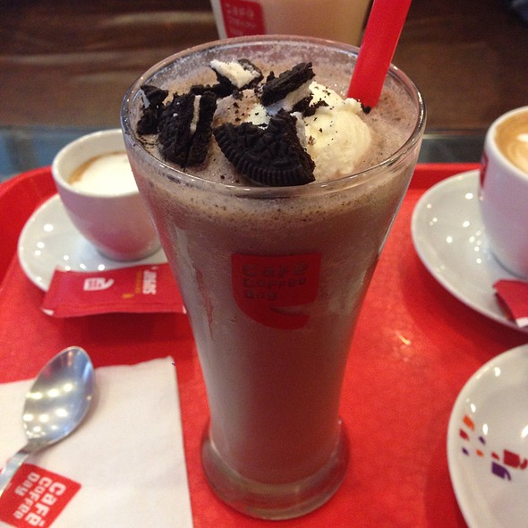 Cafe Coffee Day Madurai