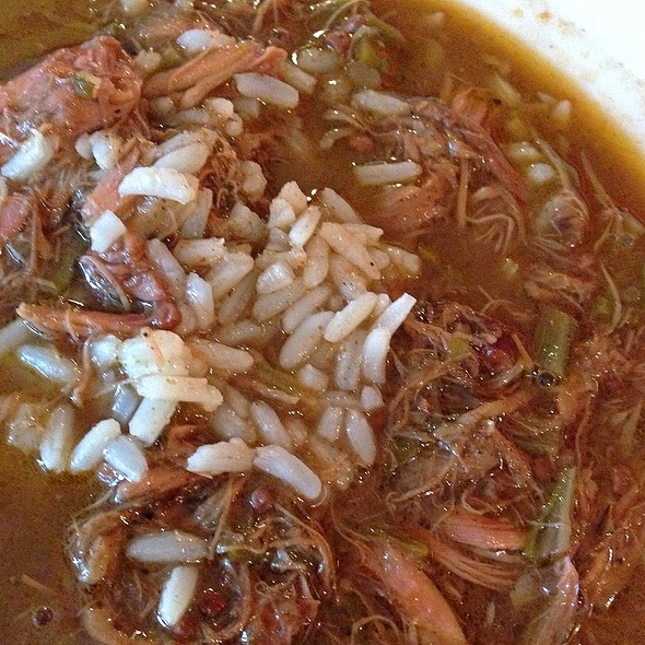 Chicken and Sausage Gumbo @ Biscuits & Blues