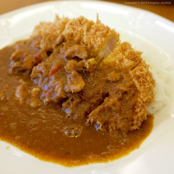 Spicy Tonkatsu Curry Rice