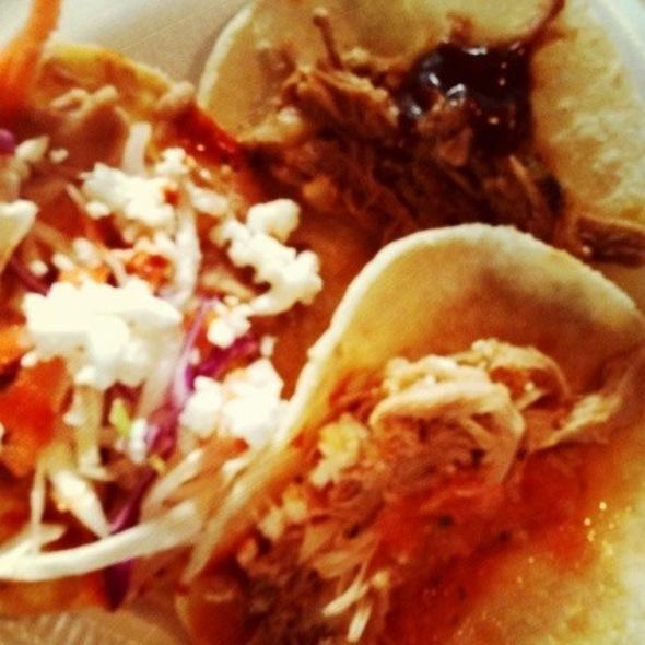 Jorge's Tacos @ Winspear Opera House