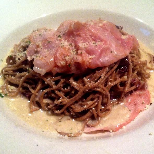 Spaghetti Con Prosciutto Cotto - Francesca's North, Northbrook, IL