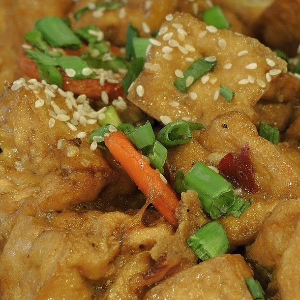 Tofu @ Tao Yuen Pastry