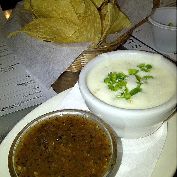 Jalapeno Cheese Dip @ Taqueria Del Sol