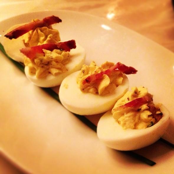 Truffle Deviled Eggs - Palomino - Seattle, Seattle, WA