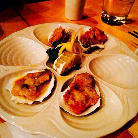 fried oysters @ Kotobuki