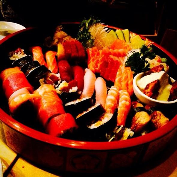 Sushi Dinner for Two @ Kotobuki