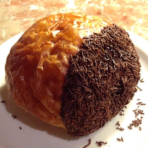 Chocolate Croissant - Woodside Bakery & Cafe, Woodside, CA