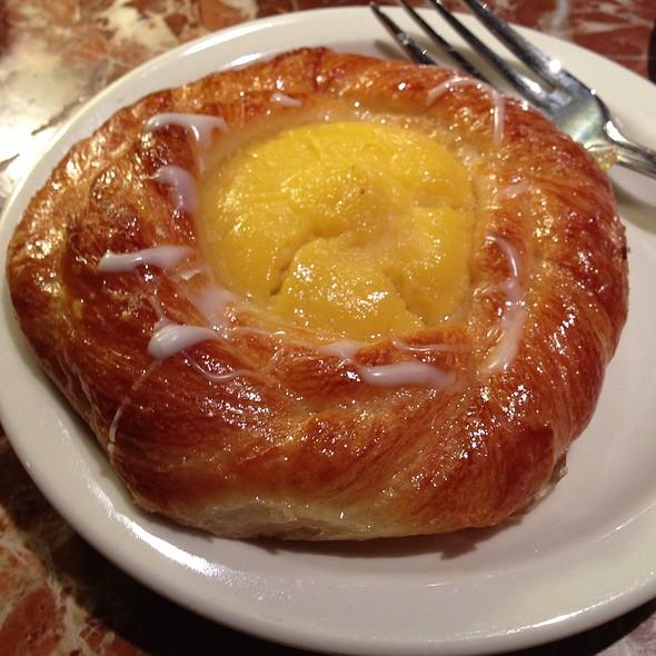 Custard Danish - Woodside Bakery & Cafe, Woodside, CA