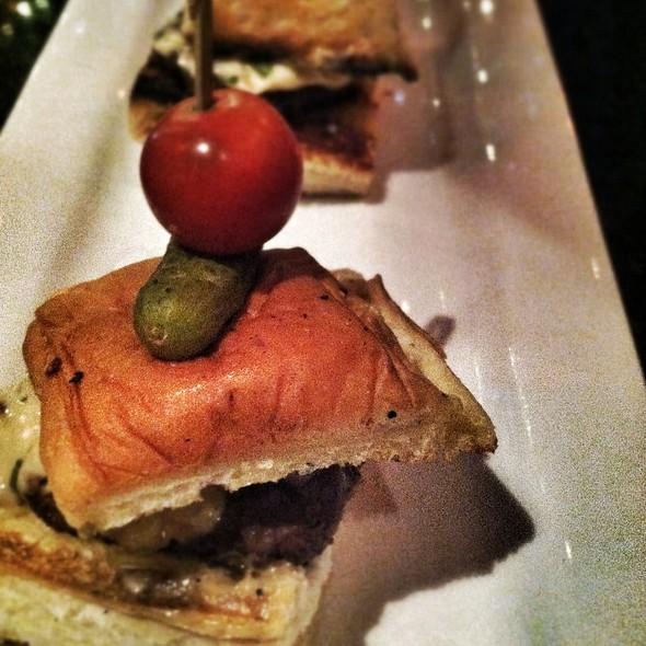 Kobe Beef Sliders - Vines Grille and Wine Bar, Orlando, FL