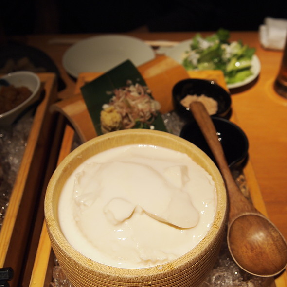 Tofu @ 和食 えん 丸の内店