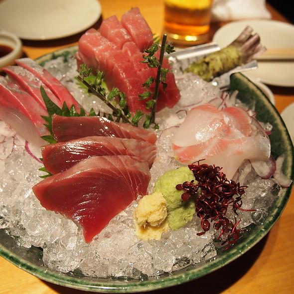 Sashimi! @ 和食えん丸の内店