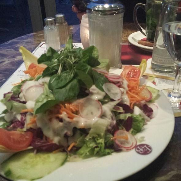 Salatteller @ Elisenbrunnen Gastronomie GmbH & Co. KG