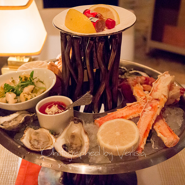 Chilled Shellfish Platter - Lakeside - Wynn Las Vegas, Las Vegas, NV