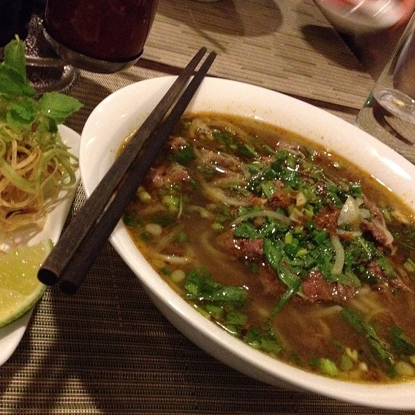Pho With Beef And Chili @ AsiaWay
