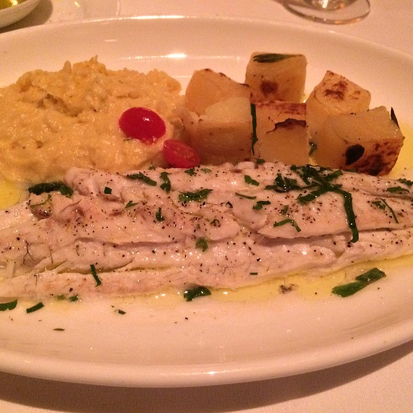 Branzino - Da Marco, Houston, TX