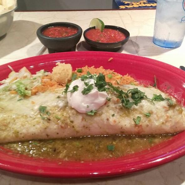 Green Chile Burrito @ Mi Ranchito Cocina & Cantina