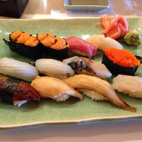 Sushi @ Matsuri Japanese Restaurant