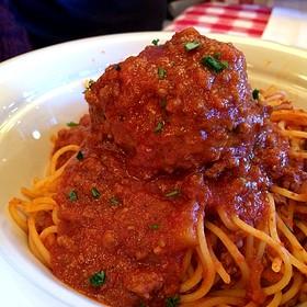 Spaghetti and Meatball - Maggiano's - Bellevue, Bellevue, WA