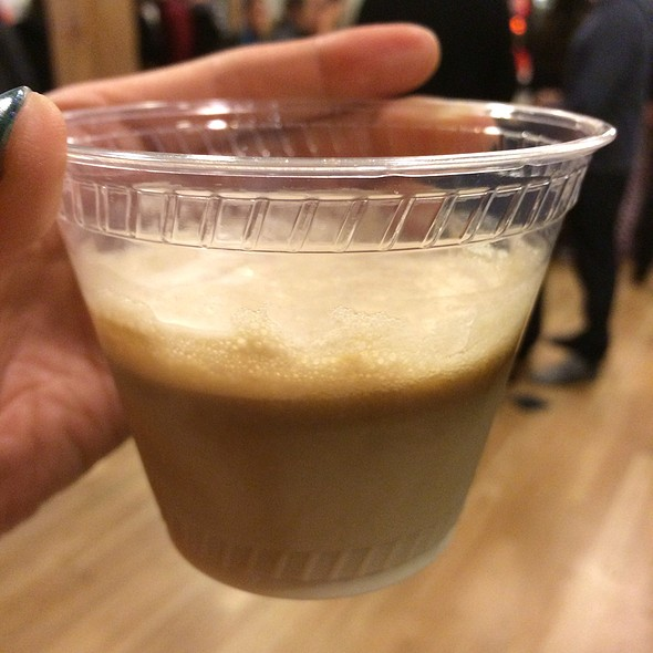 Guiness Beer Float @ Adobe Systems San Francisco