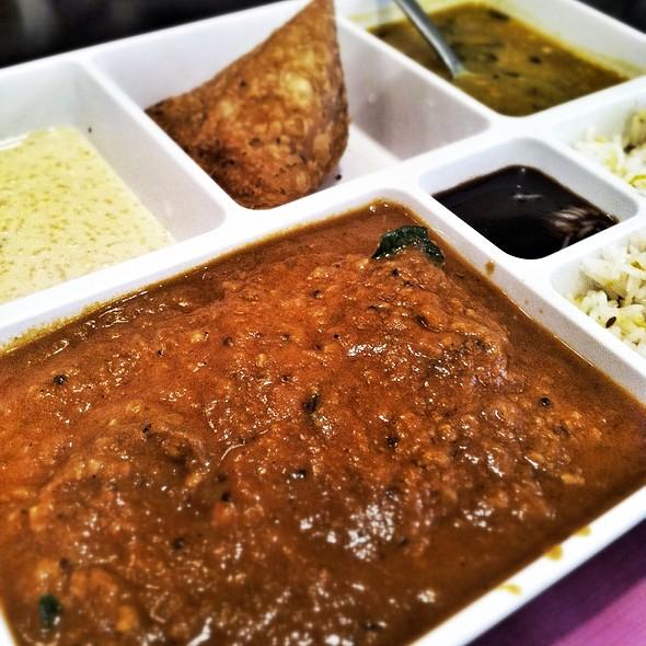 Lamb Xacutti - Saffron Indian Cuisine Orlando, Orlando, FL