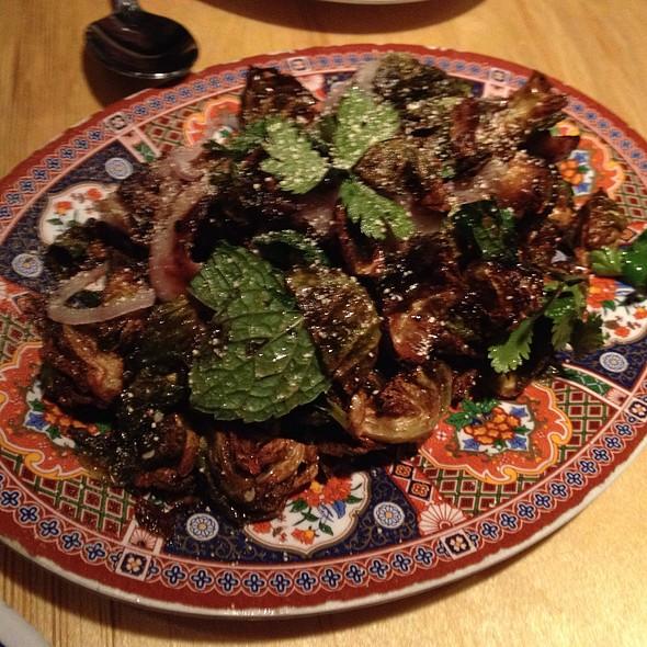 Pork Jowl Salad @ Pig And Khao