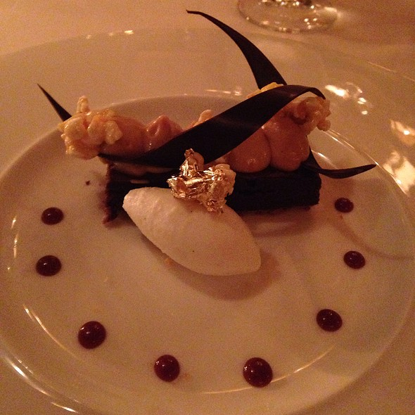Le Chocolat Popcorn @ Palme d'Or